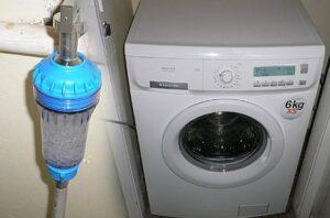 Как установить фильтр Гейзер для стиральной машины
