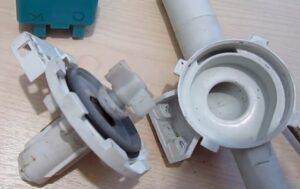 Как устроен сливной насос стиральной машины