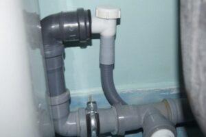 Монтаж обратного клапана для стиральной машины