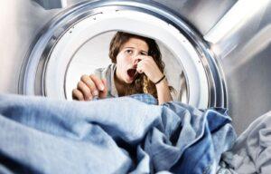 Пахнет канализацией из стиральной машины