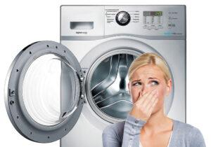 Почему новая стиральная машина пахнет пластиком?