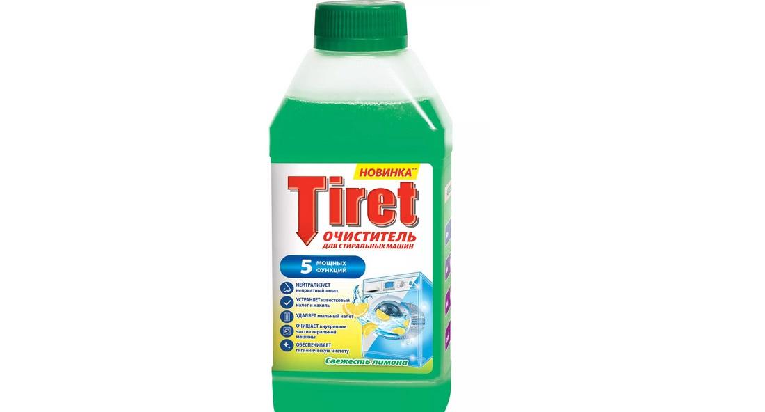 очиститель для СМ Тирет