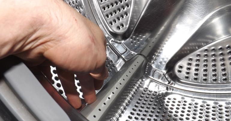 проверьте барабан стиралки