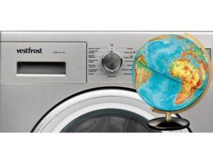 Где производят стиральные машины Vestfrost?