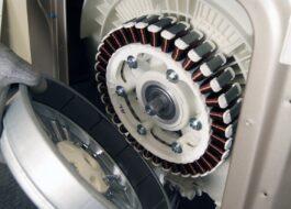 Как устроен прямой привод стиральной машины?