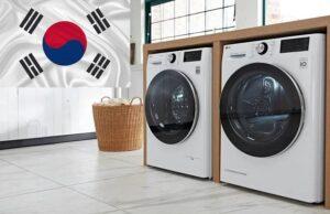 Обзор стиральных машин из Кореи