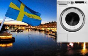 Обзор шведских стиральных машин