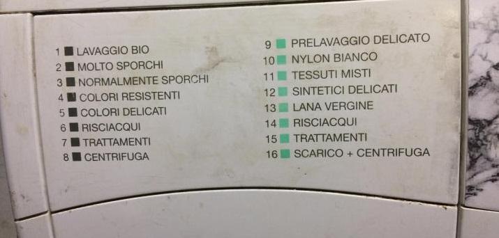 загадочные итальянские программы