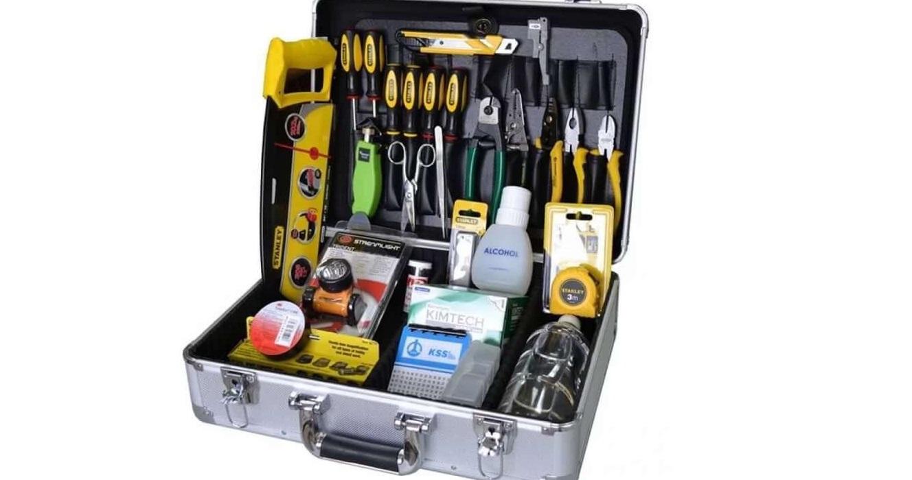 подготовьте инструменты