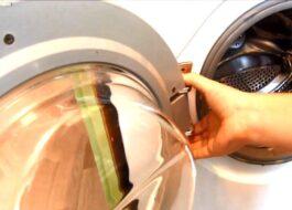 Как заменить стекло стиральной машины?