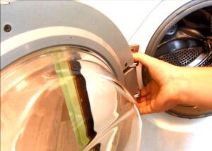 Как заменить стекло стиральной машины