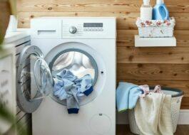 Как использовать сушку в стиральной машине?