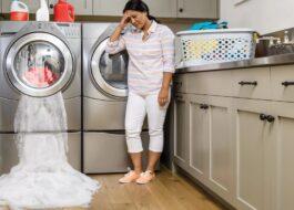 К чему снится, что сломалась стиральная машина?
