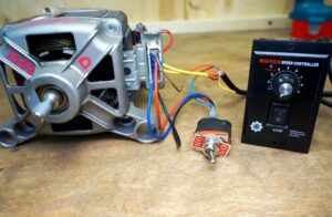 Обороты двигателя стиральной машины