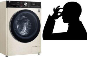 После замены щёток на стиральной машине появился запах
