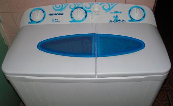 Починить стиральную машину Renova своими руками