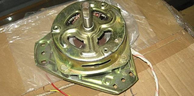 мотор активаторной машинки