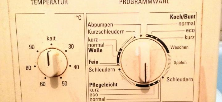 программы и доп функции на немецком
