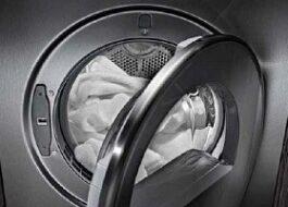 Барабанная сушка в стиральной машине