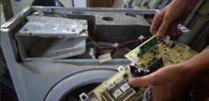 Как заменить модуль управления в стиральной машине