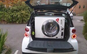 Как крепить барабан стиральной машины при перевозке