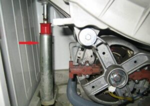 Как поменять амортизаторы на стиральной машине