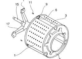Как устроен барабан стиральной машины?