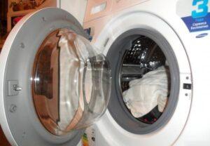 Не закрывается люк стиральной машины Samsung