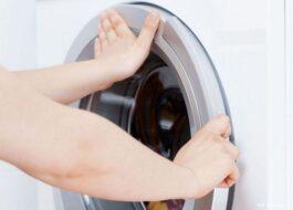 Не плотно закрывается дверца стиральной машины