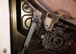 Проверка амортизаторов и демпферов на стиральной машине
