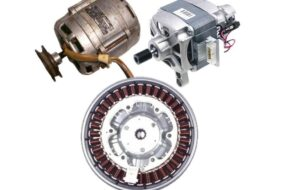 Типы моторов стиральных машин