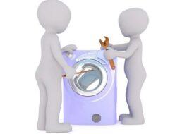 Треск в стиральной машине при вращении барабана