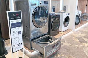5 лучших стиральных машин с большим барабаном