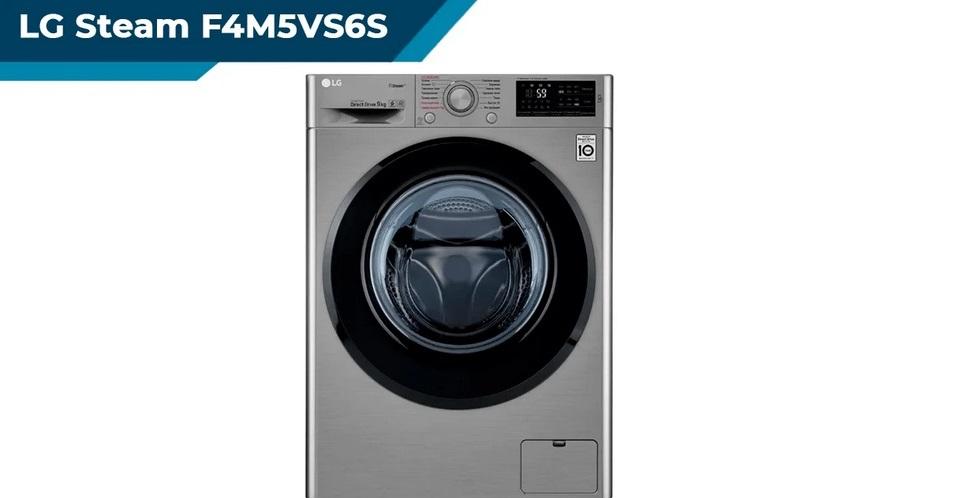 LG Steam F4M5VS6S