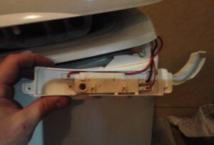 Заменить УБЛ на стиральной машине с вертикальной загрузкой