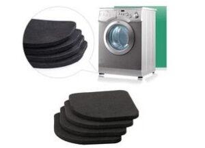 Как сделать антивибрационные подставки для стиральной машины