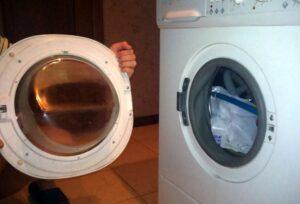 Можно ли перевесить дверь стиральной машины