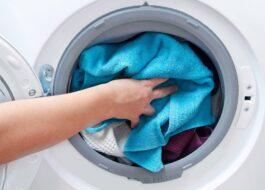 На какой программе стирать полотенце в стиральной машине LG?