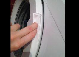 Не открывается дверца в стиральной машине Gorenje