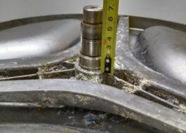 Ремонт крестовины стиральной машины LG своими руками