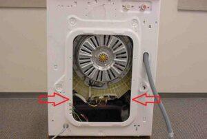 Сколько амортизаторов в стиральной машинке LG
