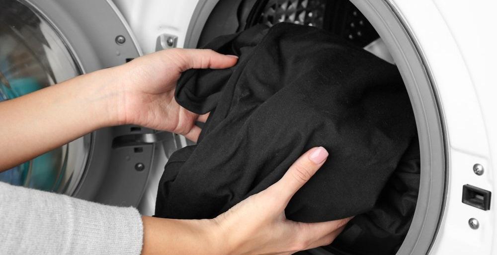 белье на выходе более влажное