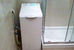 Как подключить стиральную машину с вертикальной загрузкой?