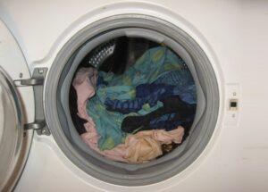 Почему стиральная машина LG долго отжимает?