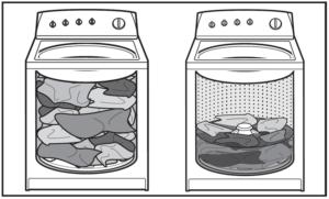 Принцип работы стиральной машины полуавтомат