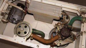 Разборка стиральной машины полуавтомат своими руками