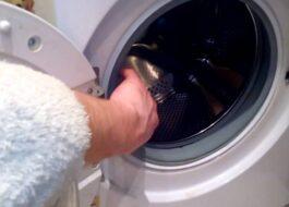 Стучит барабан при отжиме стиральной машины LG