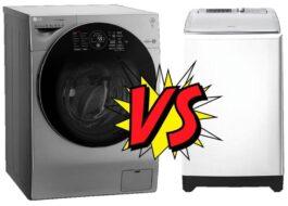 С какой загрузкой стиральная машина лучше?