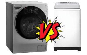 С какой загрузкой стиральная машина лучше