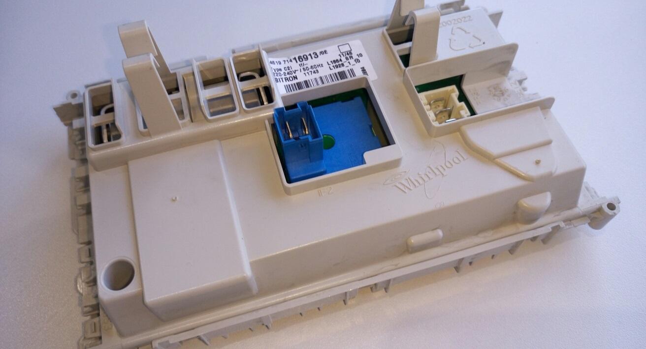 модуль управления вертикалки